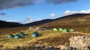 The Duke of Edinburgh's Award Practice Expedition - Number 1
