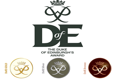 The Duke of Edinburgh's Award Enrolment - Gold Award
